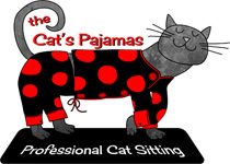 The Cats Pajamas Cat Sitting
